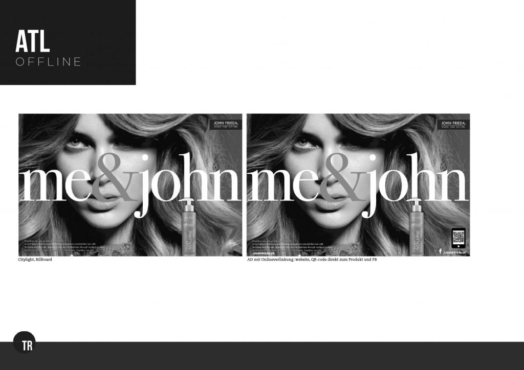 John Frida campaign concept