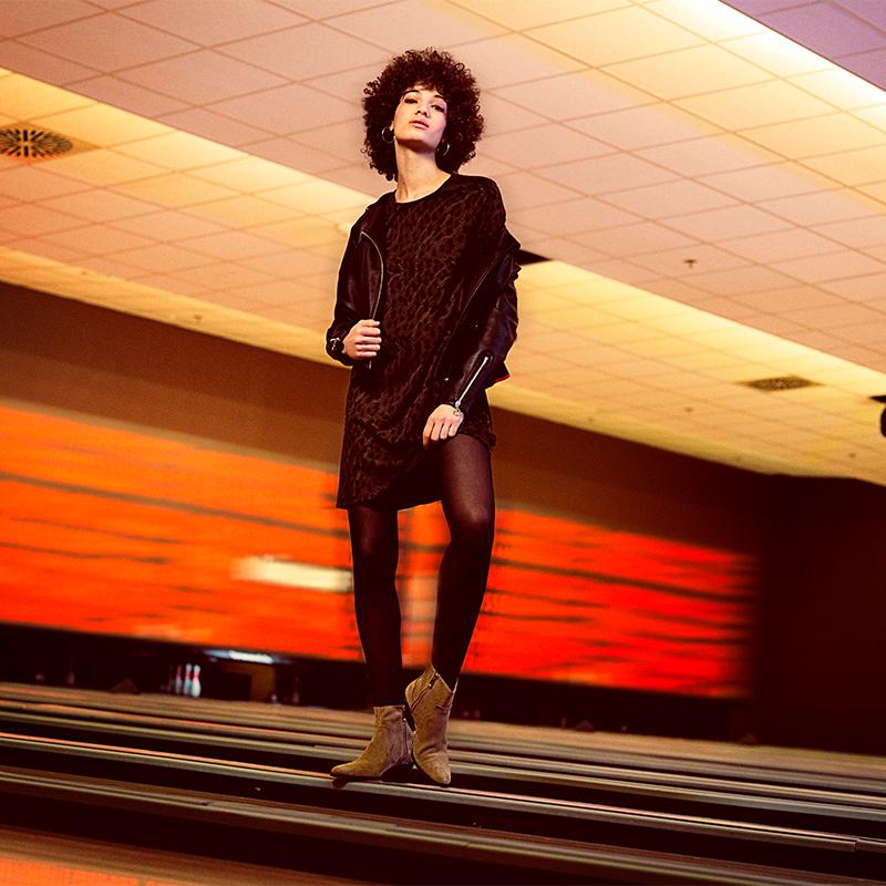 bowling girl