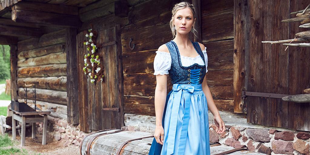 Female model walking